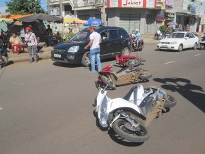 Trách nhiệm cứu chữa người bị tai nạn giao thông.